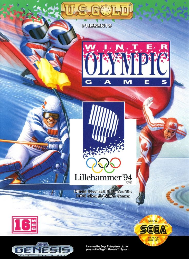 Check out the new review of Winter Olympic Games for Sega Genesis/Mega Drive!