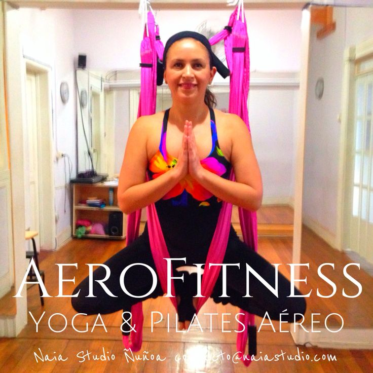 Y partimos con mas clases de AeroFitness:: Yoga & Pilates Aéreo. Inscripciones a contacto@naiastudio.com
