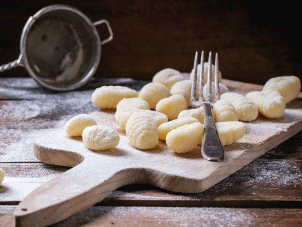 ***A legfinomabb krumplis nudlik - így készül az olasz gnocchi   Mindmegette.hu