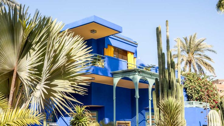 Jardim Majorelle - Marrakech