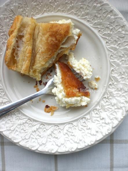 Tyropita - Greek Cheese Pie