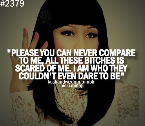 Nicki Minaj Song Quotes: 1000+ Images About Nikki Minaj On Pinterest