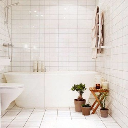 16 Smart solutions for small bathroom - Comfortable home