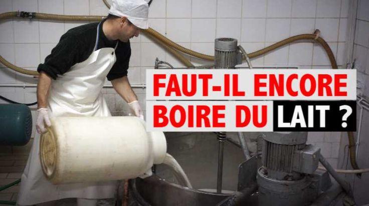 """""""Le, lait industriel aurait perdu la majeure partie de son potentiel nutritif. C'est encore pire pour le lait que vous mettez au micro-ondes."""".... http://tempsreel.nouvelobs.com/societe/20160401.OBS7708/video-le-lait-uht-n-a-aucun-apport-nutritionnel-seul-le-lait-cru-est-bon.html"""