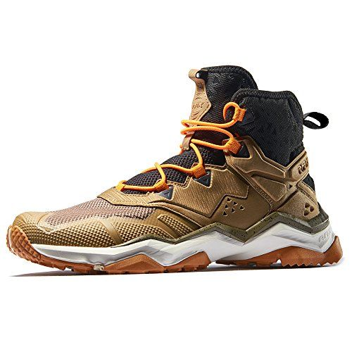 5e26c8cade6 RAX Men's Wolf Armour Breathable Antiskid Summer Hiking Boots(10.5 ...