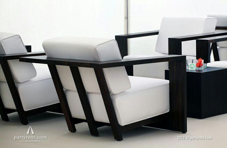 Lounge zetel 'Palisander' // Lounge chair 'Palisander' #Lounge