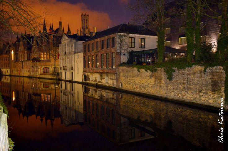 Travel in Clicks: Midnight in Brugge