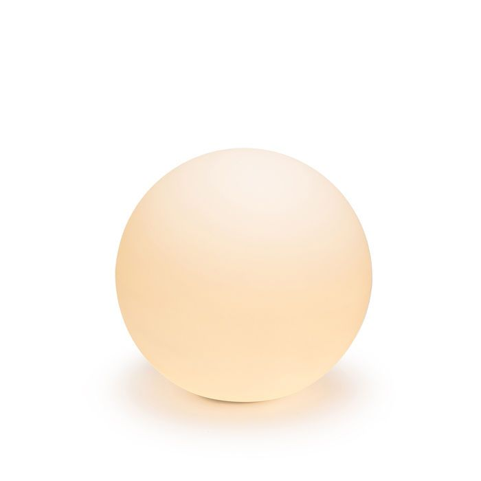 BABYMOON 56 pendant or ground satinated PE 230V E27 23W IP44  Opal-colored ball of thermoplastic for an energy efficient light source, sutiable for gardens. The lamp can be installed as a pendant or as a floor light after adjustment. Supplied with 170cm power cord. #rendl_lighting #lightdesign #interiordesign #interiorinspiration #lighting #interiordecor #lamp #homedecor #moderndesign #chandelier  #tracklighting #interiorlighting #dreamhome #belysning #minimaldesign #