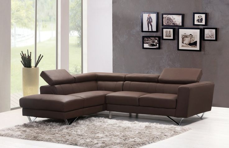 Sofa in the living rooom