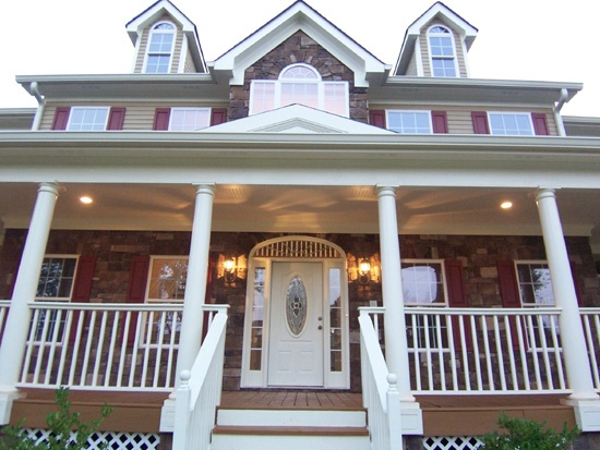 219 best must have porches doors curb appeal images on pinterest recessed lights aloadofball Image collections