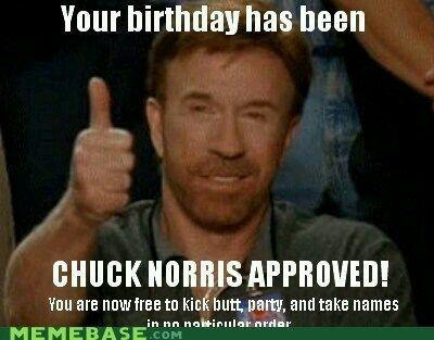 Chuck Norris Birthdays Chuck Norris Chuck Norris