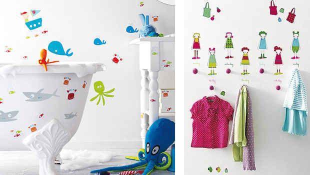decoracion de baños con vinilos infantiles (3)