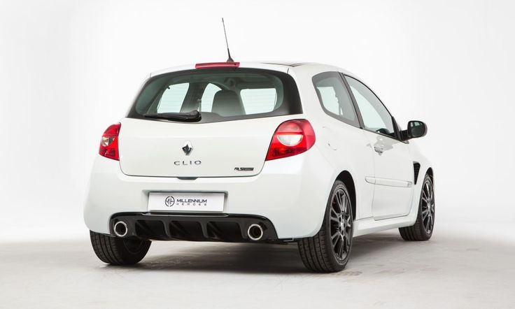 2012 RENAULT CLIO 200 CUP