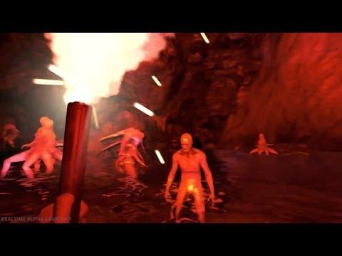 The Forest - Survival Game - Official Trailer 2 - YouTube