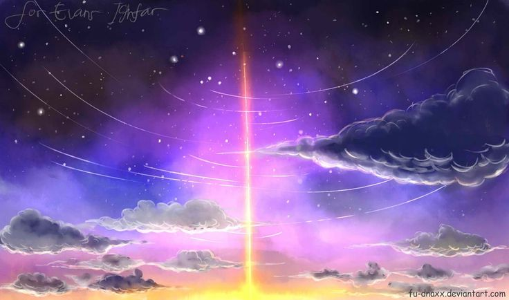 Starry Sky by fu-dnaxx on deviantart