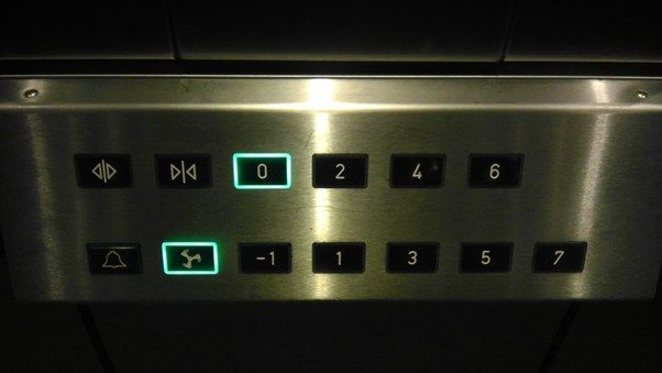 Funny Elevator Buttons. Clever Design Farting Hotel Passing Wind Push!