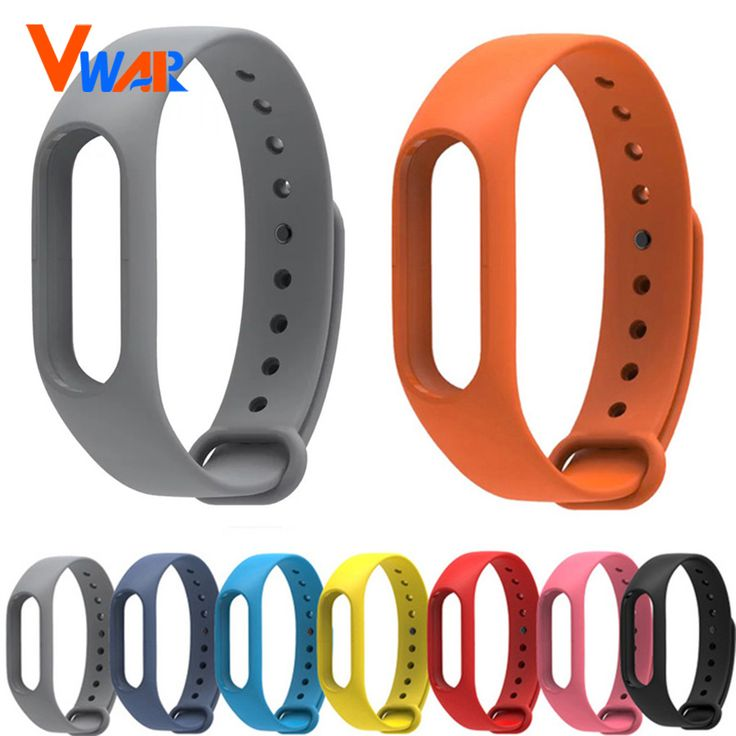 Xiaomi Mi Band 2 Strap For Mi Band 2 Silicone Strap Bracelet Replacement Wristband Smart Band Accessories Colorful wrist Strap