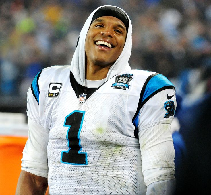 Check Out 10 Hot Pictures of Carolina Panthers Quarterback Cam Newton from InStyle.com