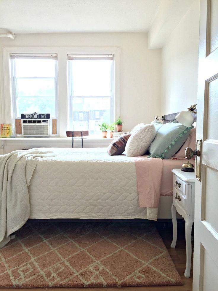 288 best Home Decor etc images on Pinterest Area rugs, Living - female bedroom ideas