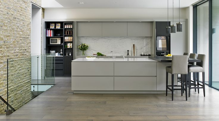 Wandsworth Family Kitchen - Bespoke Kitchens, SW London | Brayer