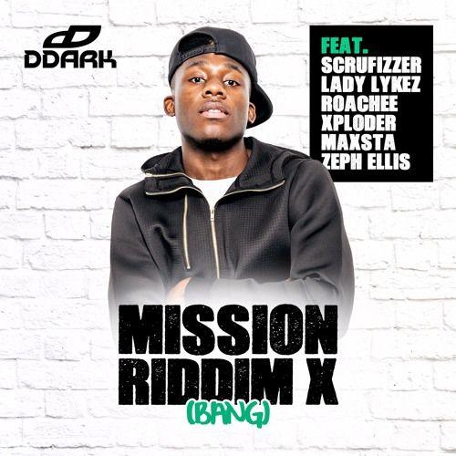 DDark - Mission X Ft Scrufizzer Lady Lykez Roachee Xploder Maxsta Dot Rotten(Charlie Sloth BBC 1XTRA Radio Rip)