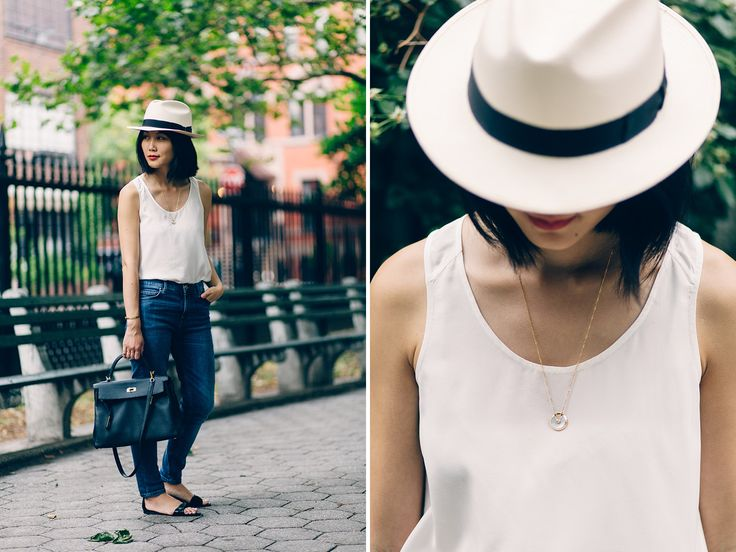 There's something to be said about the power of an understated but classic accessory piece that can bring a little magic to any old outfit. ...
