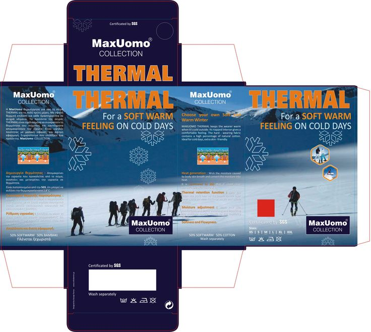 THERMAL Package design