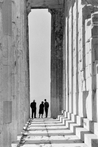 Zacharias Stellas, Parthenon Athens 1970s  © Benaki Museum Photographic Archive