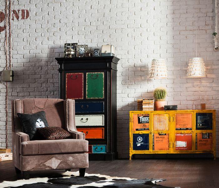 Découvrez un large choix de meubles vintage sur sofactory