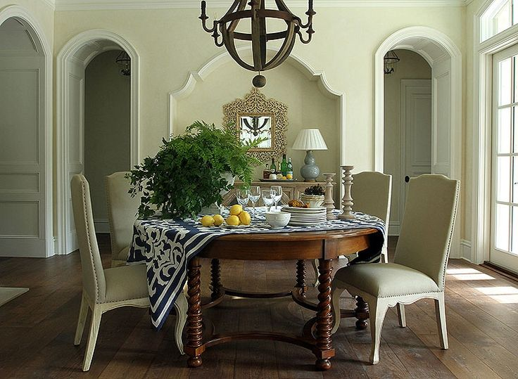 186 Best DINING ROOMS Images On Pinterest