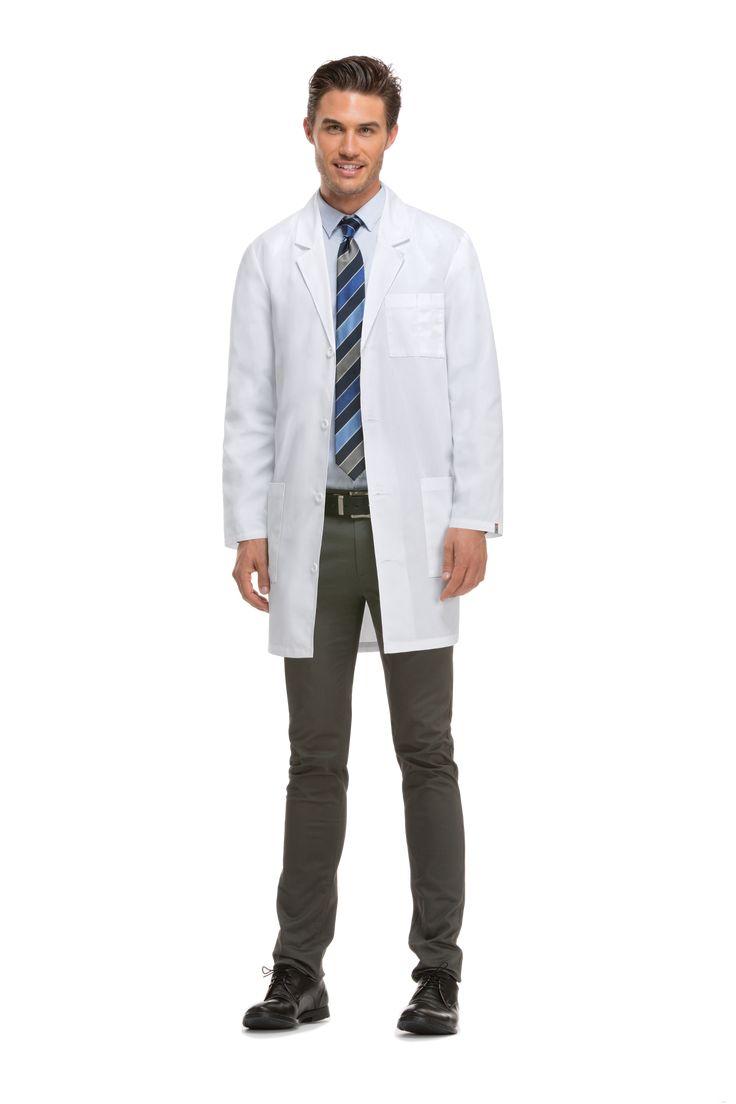 BATA MÉDICA UNISEX DICKIES Ref. 83402-DWHZ #Batas #Médicos