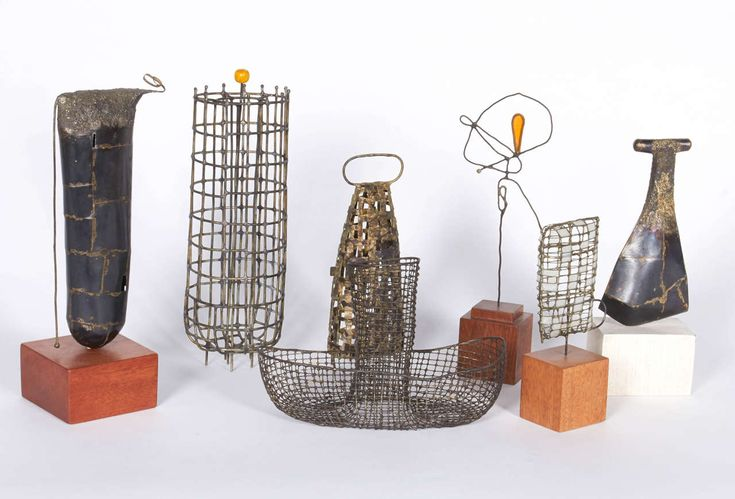 Abstract Sculptures by Jay Kelly $50K https://www.1stdibs.com/furniture/decorative-objects/sculptures/
