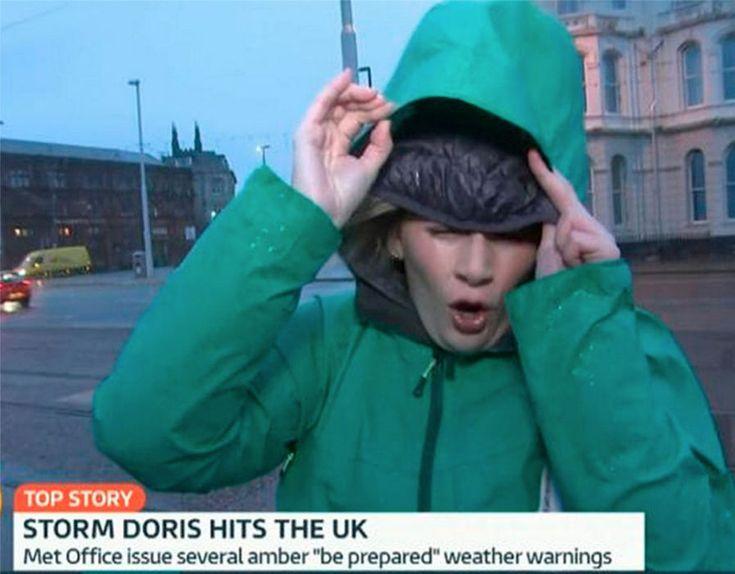 Storm Doris claimed several people\'s lives