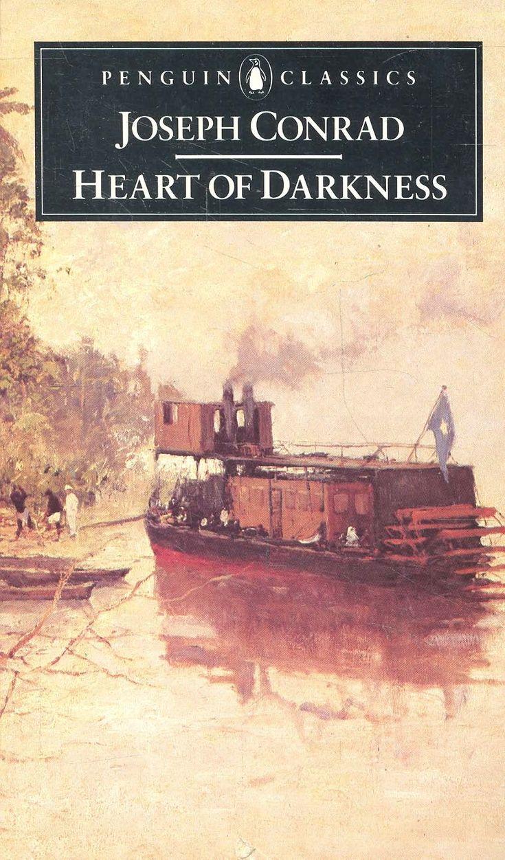 Symbolism/Metaphors in Heart of Darkness - Joseph Conrad?