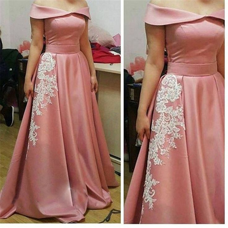 Prom Dresses,Pink Evening Gowns,Lace Formal Dresses,Prom Dresses,Fashion Evening Gown,Beautiful Evening Dress,Pink Formal Dress,Lace Prom Gowns