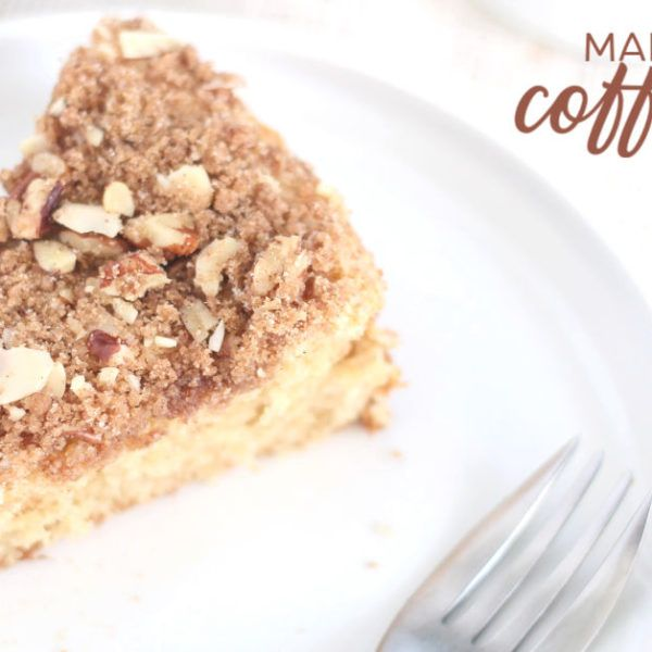 Overnight Coffee Cake Recipe With Sour Cream Fabulessly Frugal Recipe Cake Recipe With Sour Cream Sour Cream Recipes Coffee Cake Recipes