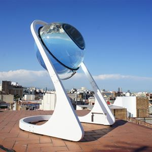 Ho to squeez more juice out from the sun!   This Glass Sphere Could Revolutionize Solar Power on Earth | Diply