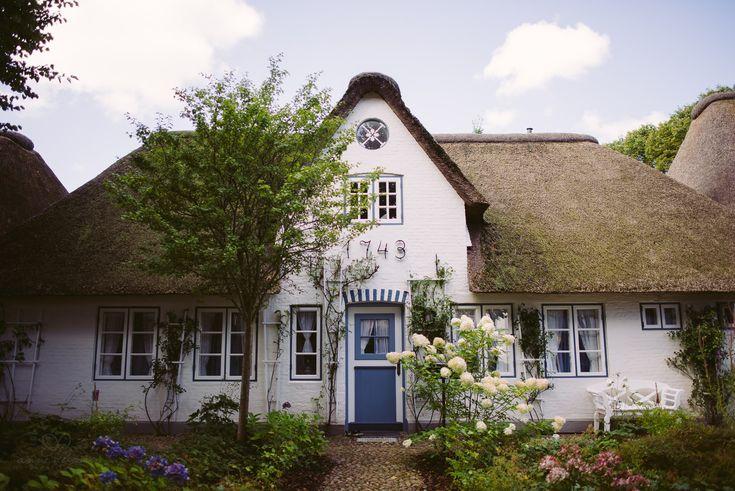 Insel, Föhr, Friesenhaus