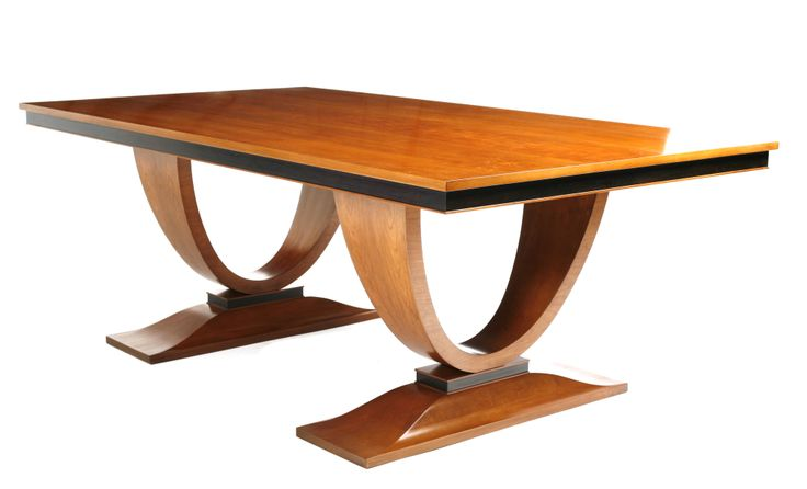 Art Deco Dining Table.