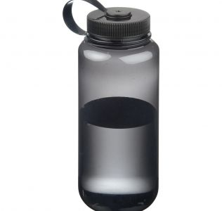 Promotional Sumo Sports Bottle Black. 875 ml Singled Walled Bottle