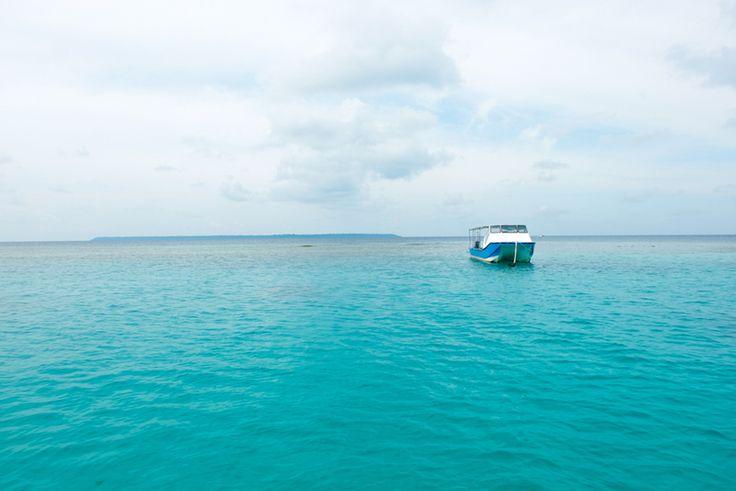 Maratua Island | Derawan Archipelago, East Kalimantan, Indonesia