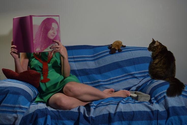 What I make of me by Miruna Mazilu with Sorana Mazilu