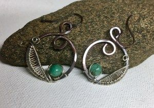 Mixed Metal Earring Tutorial – Dre's Life