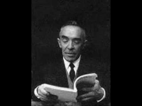 Cântico Negro de José Régio (interpretado por João Villaret)