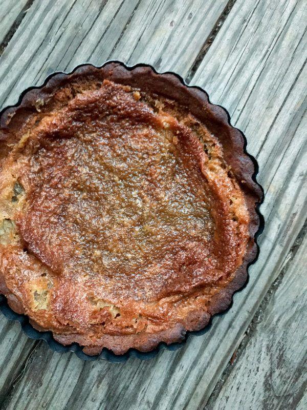Tuesdays with Dorie Mini Brown Sugar Tarts on eatlivetravelwrite.com