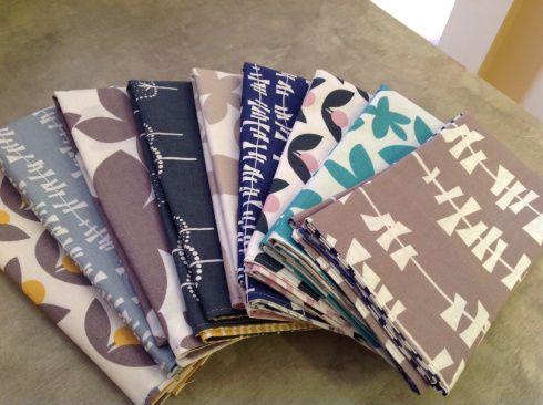 DIY Fat Quarter Cloth Napkins | SewMod