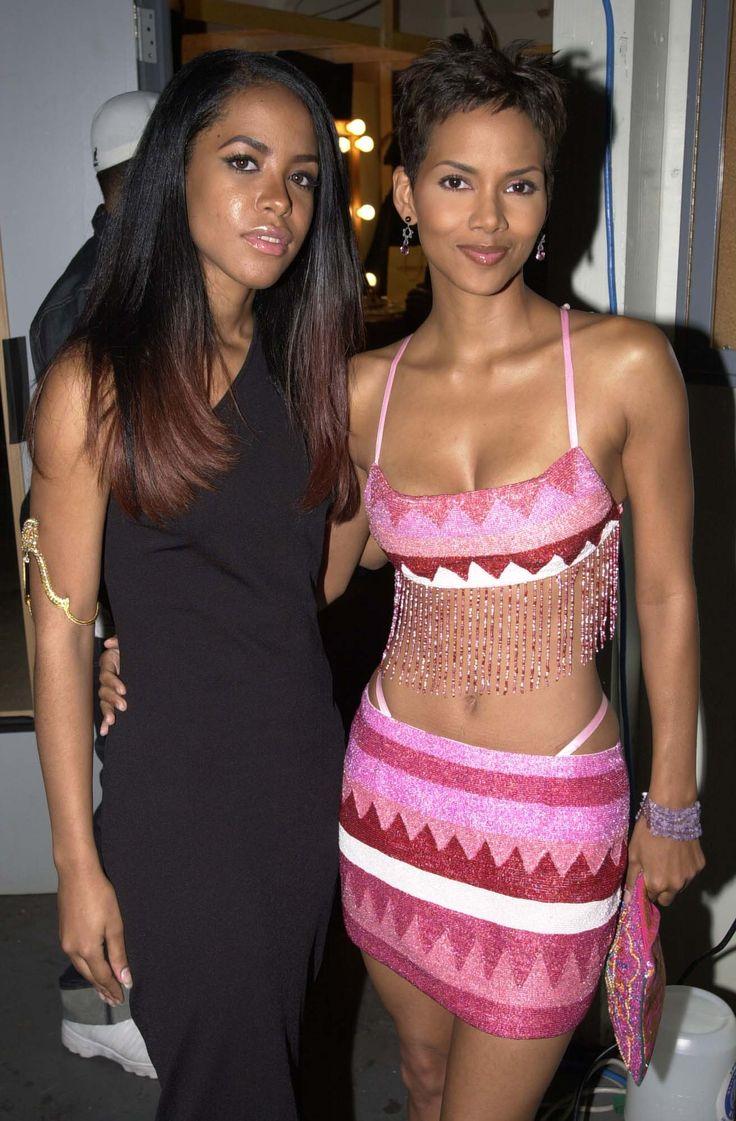 Images For > Aaliyah And Kidada Jones