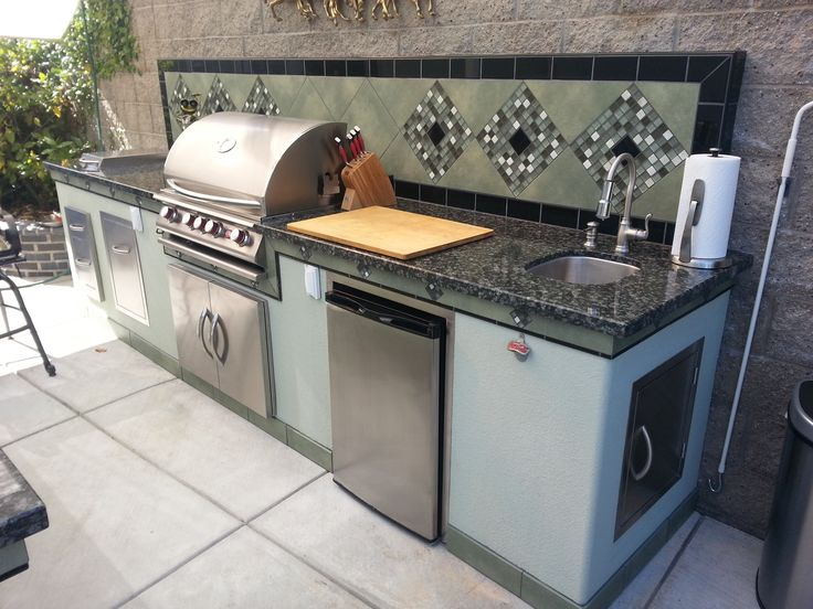46 best BBQ COACH Clients Outdoor Kitchens images on Pinterest ...