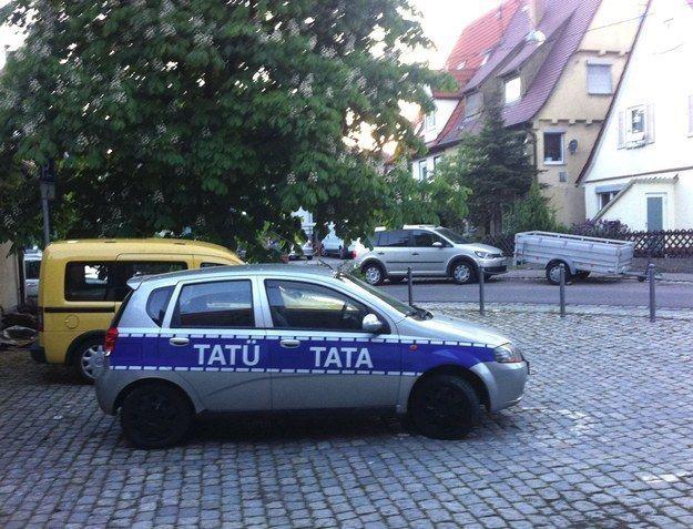 Dieser Polizeiwagen   24 Dinge, die Du so nur in Deutschland erlebst