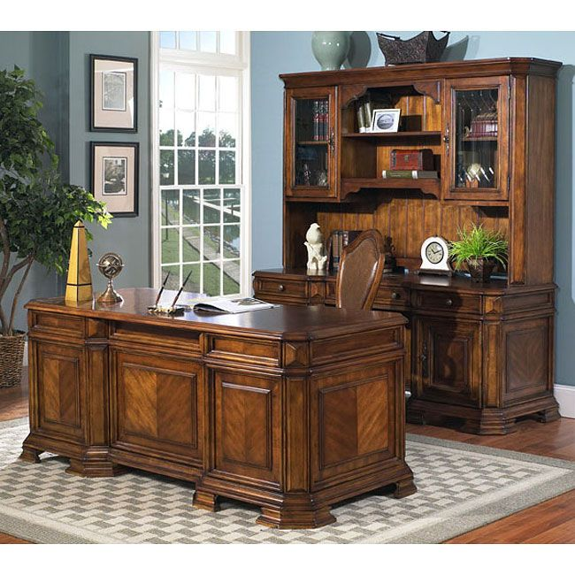 Madison is a traditional styled home office collection that borrows from history and is inspired by Chippendale, Georgian and 18th century styles. Designed with today's modern home office in mind, it hints an air of antiquity with an abundance of well considered details but the styling is thoroughly fresh and new. Madison is sure to the collection of choice for many of today's homes whose styles may range from classic, casual, slightly modern or an eclectic combination somewhere in between.